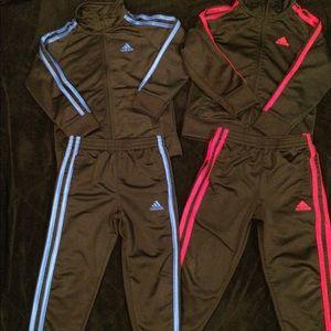 Boys 4t Adidas sets